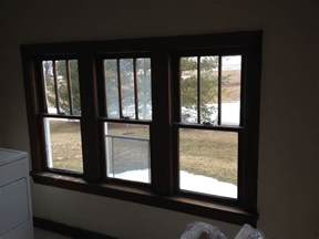Flat Roof House Jeld Wen Pocket Replacement Windows Edgerton Ohio