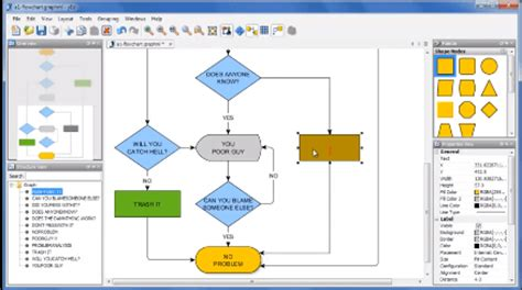 flow diagram freeware 19 best free tools for creating flowcharts