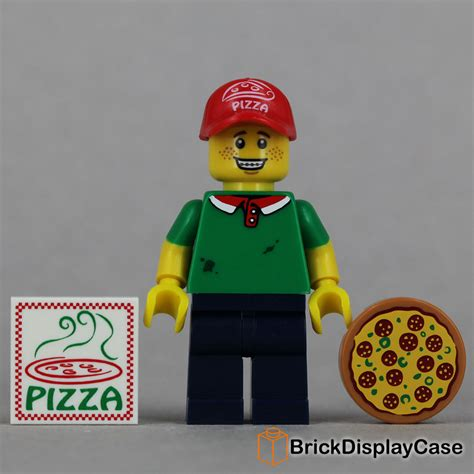 Lego 71007 Minifigures Series 12 11 Pizza Delivery pizza delivery 71007 lego minifigures series 12