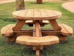 Picnic Kitchen Table Best Wood Picnic Table Kitchen And Dining Tables Wood Picnic Bench Treenovation