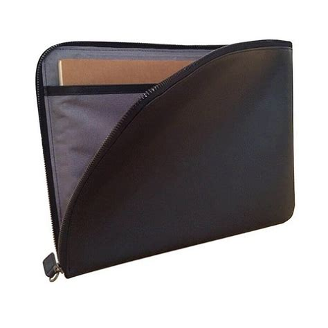 A4 Document Pouch a4 leather document holder brandability