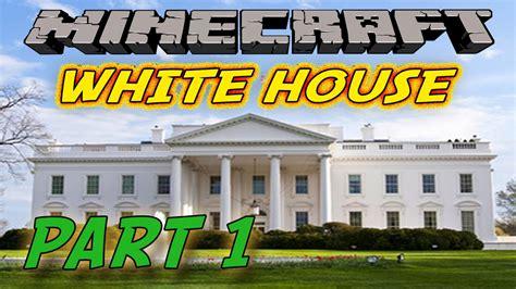 minecraft white house blueprints white house minecraft minecraft lets build donald trumps white house