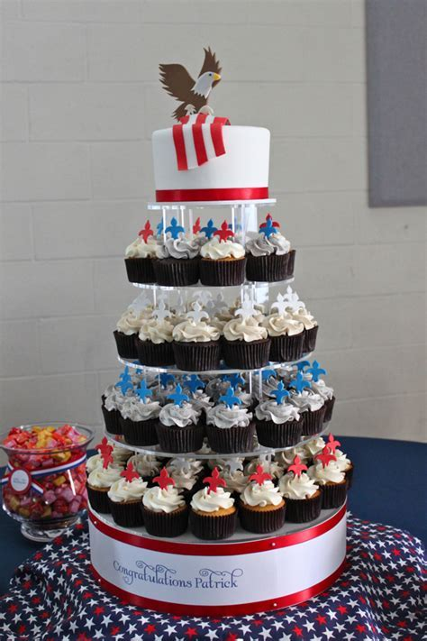 Patrick?s Eagle Scout Court of Honor   The Couture Cakery