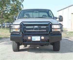 Ranch Truck Accessories Ranch Truck Accessories Fsf051bl1 Duty Bumper