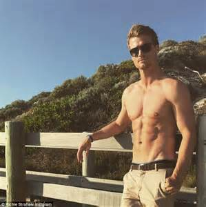 Richie Wont Host New Years by The Bachelor Richie Strahan Backs Version Of The
