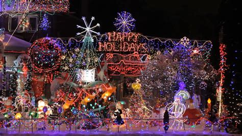 best christmas decor houses edmonton toronto december 26 best decorated house with lights in toronto canada
