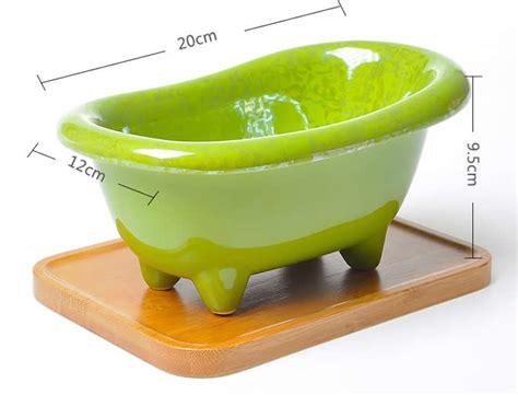 ceramic bathtub soap dish ceramic bathtub soap dish feelgift