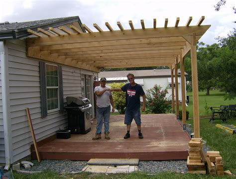 if anyone is planning to build a pergola i have the guy