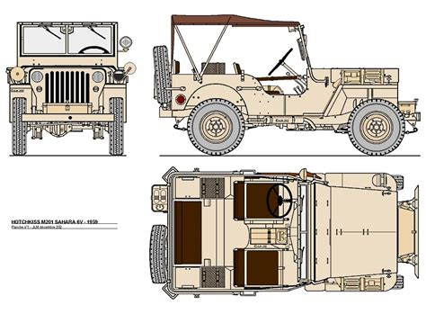 Willys Jeep Plans