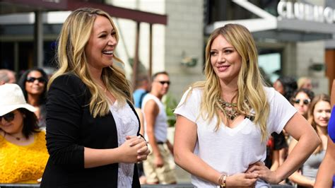 Haylie Duff Vs by Hilary And Haylie Duff