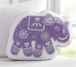 Decorative Elephant Pillows by Stella Elephant Decorative Pillow Pottery Barn