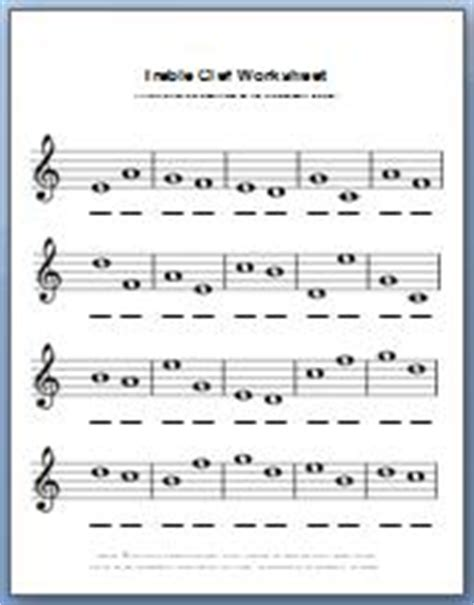Note Identification Worksheet by Free Printable Piano Worksheets Ear And Improv