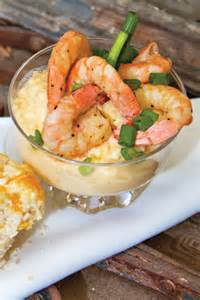 Cheese Grits and Shrimp
