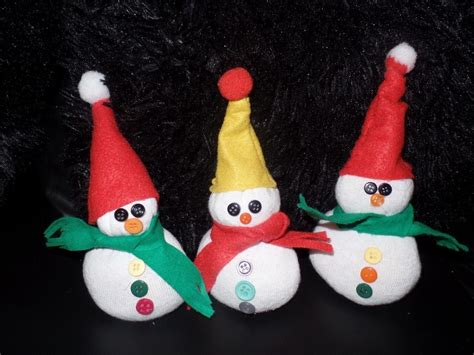 sock snowmen 183 a snowman plushie 183 other on cut out keep