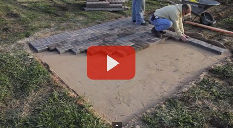 How To Lay Patio Pavers On Dirt How To Semco Outdoor Landscaping Supply