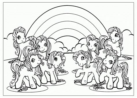 small rainbow coloring page free printable rainbow coloring pages for kids