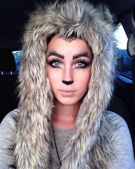 10 best wolf makeup images on pinterest artistic make up 18 wolf makeup designs trends ideas design trends