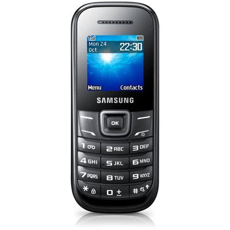 Samsung Keystone 1 samsung keystone 2 e1200 black new