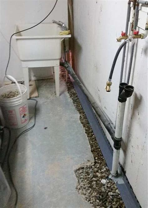 Doug Lacey's Basement Systems   Basement Waterproofing