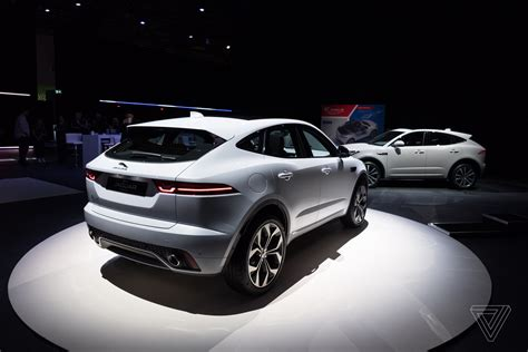 Interior Design Concept jaguar reveals e pace the crossover suv for millennial