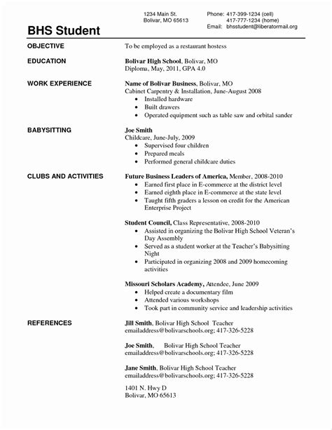 awesome free simple resume format 15 awesome free basic resume templates resume sle