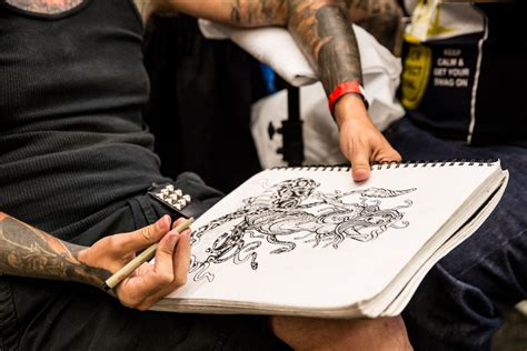 tattoo convention vendors photos getting inked at the 2016 seattle tattoo expo