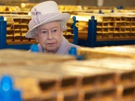 Kqueen Gold hsbc note on gold and brexit business insider