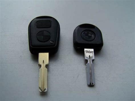 can i get a car key made without original installing the original bmw keyless entry