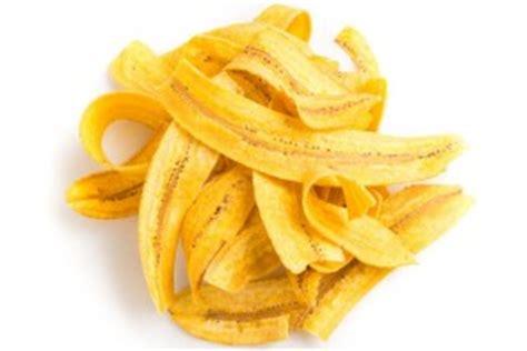 Crunch Keripik Buah Pisang Pedas resep cara membuat keripik pisang renyah gurih sajian bunda