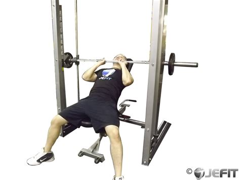 smith machine close grip bench press smith machine close grip shoulder press exercise