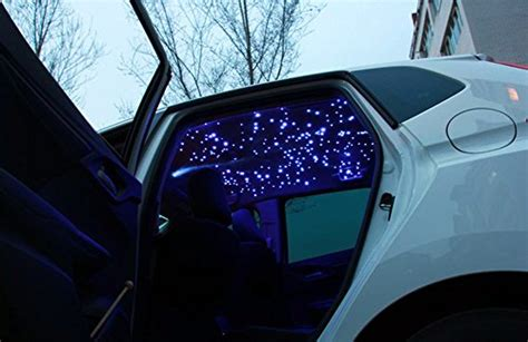 Corpereal 12v Car Rgb Led Fiber Optic Star Light Kit For Car Ceiling Light