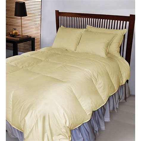 decorative down comforter eileen west extra warmth french down blend comforter by