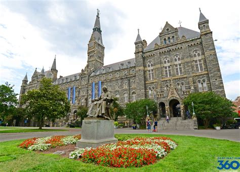 universities in dc georgetown one of the world s leading