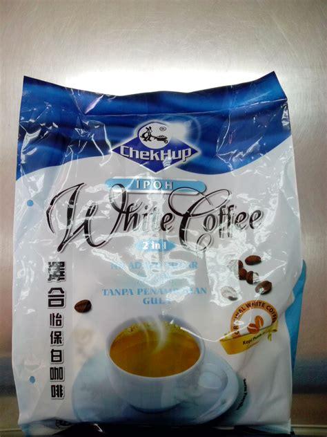 Murah Chekhup White Coffee 3in1 Original gudcer food beverage page 8