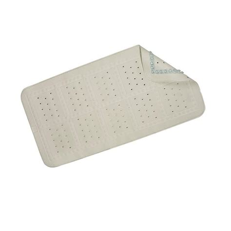 rubbermaid bathtub mats rubbermaid commercial products 14 in x 22 1 2 in white
