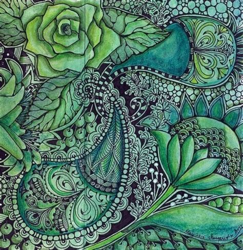zentangle pattern rose 211 best images about coloured zentangle on pinterest