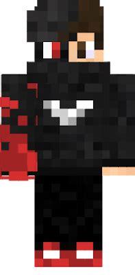 Jaket Sweater Nighwing Logo 2 Black Dealdo Mearch skin skin