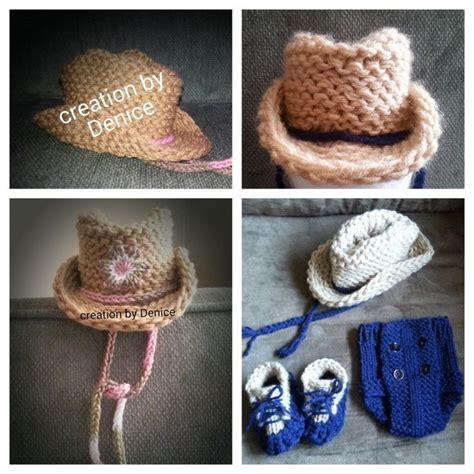 knit cowboy hat pattern loom knit cowboy hat infant goodknit kisses loom