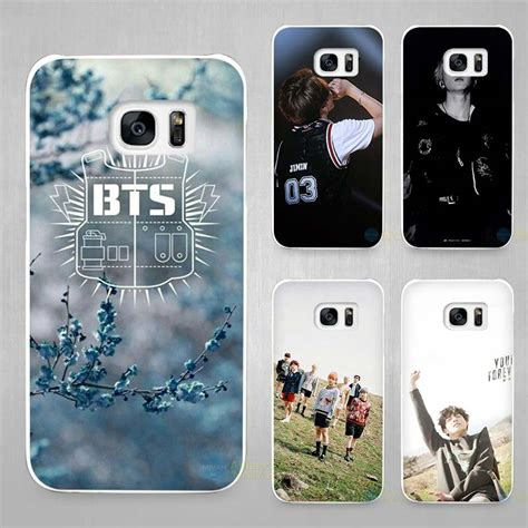 Samsung Galaxy S5 Bts Star1 bts forever special album white coque shell cover phone cases for samsung galaxy