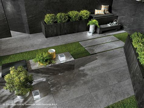 pavimenti e rivestimenti per esterni brave pavimenti in gres porcellanato effetto pietra