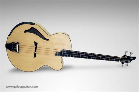 acoustic bass galloup g 9ce acoustic bass talkbass
