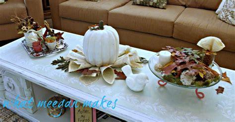 easy fall decor ideas  meegan