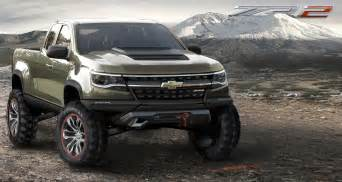 2015 chevy colorado zr2 to include duramax diesel gear heads