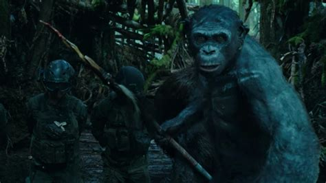 of the planet of the apes new trailer for war for the planet of the apes ireland
