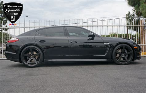 porsche black rims black rims for porsche giovanna luxury wheels