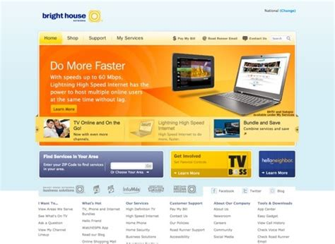 bright house internet speeds 17 fast internet service providers practical ecommerce