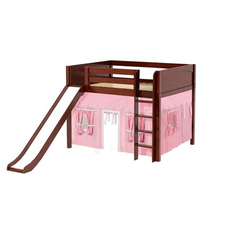 mid loft bed maxtrixkids quickstep23 cp mid loft bed with straight