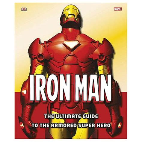 iron in my books iron ultimate guide to the armored book dk