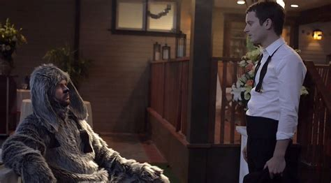 elijah wood tv show wilfred i might be in love with this show television