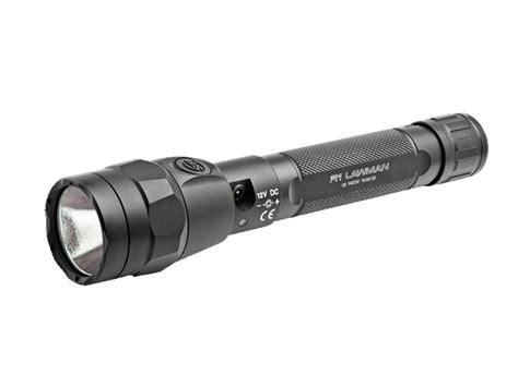 surefire 1000 lumen surefire r1 lawmen 1000 lumen led rechargeable flashlight